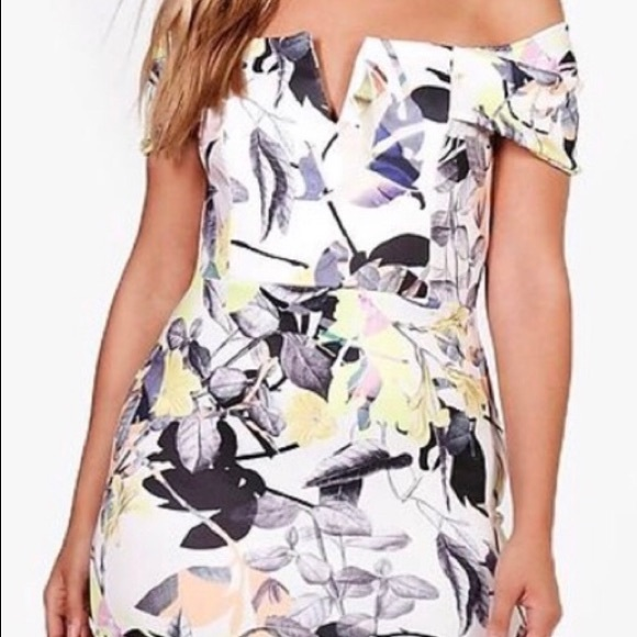 b61cddc4a0bf Boohoo Dresses | Spring Perfect Scuba Midi Dress | Poshmark